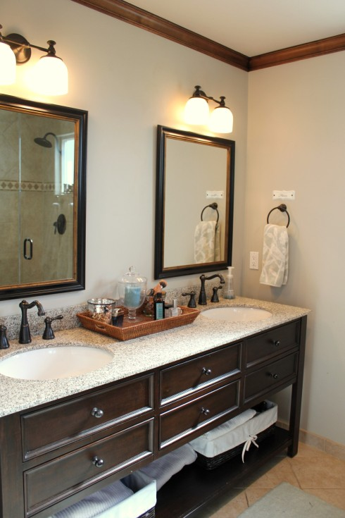 Bathroom Vanity Lights Pottery Barn mirror | search results | 346 living | page 3