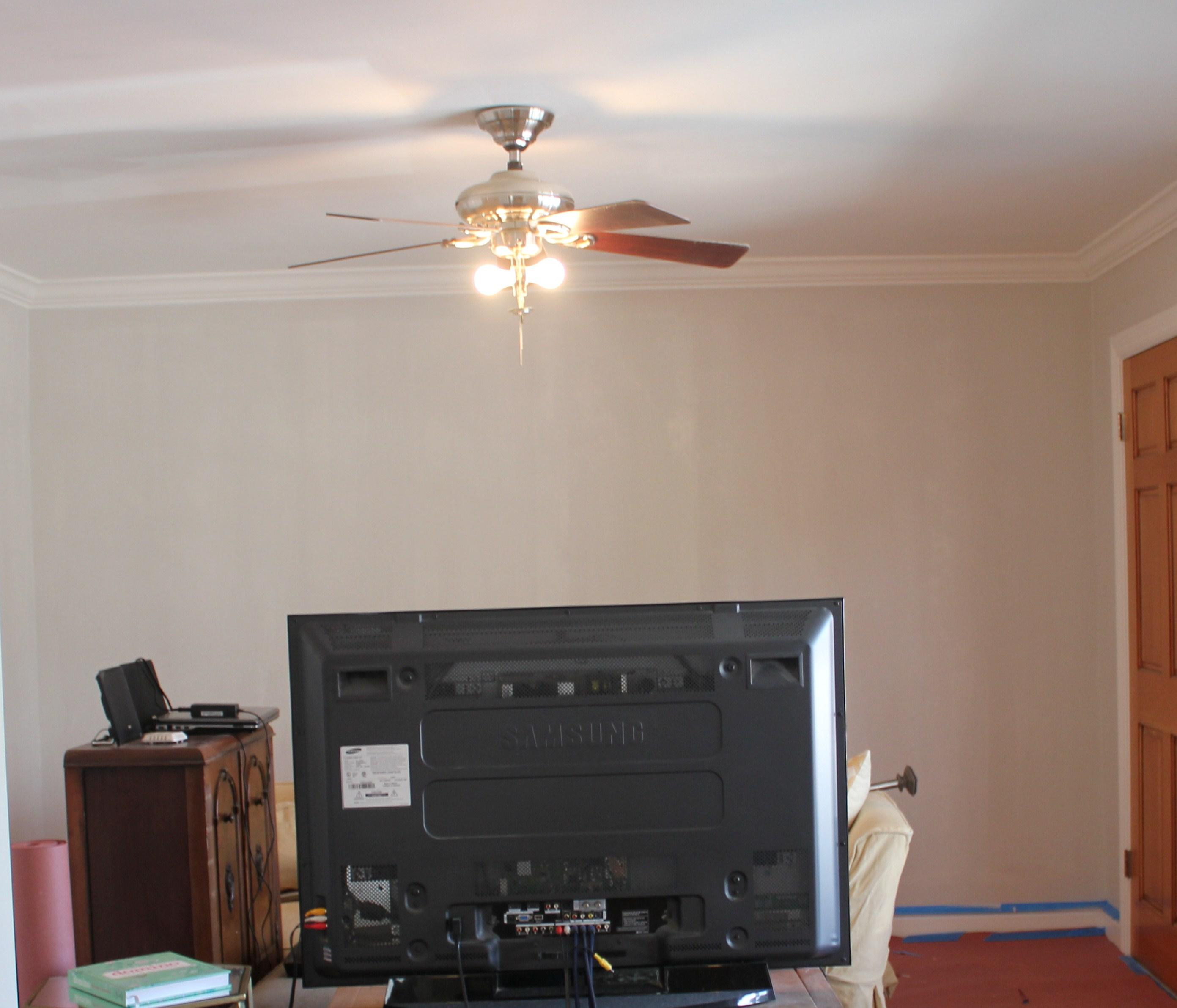 Ceiling Fan Revamp