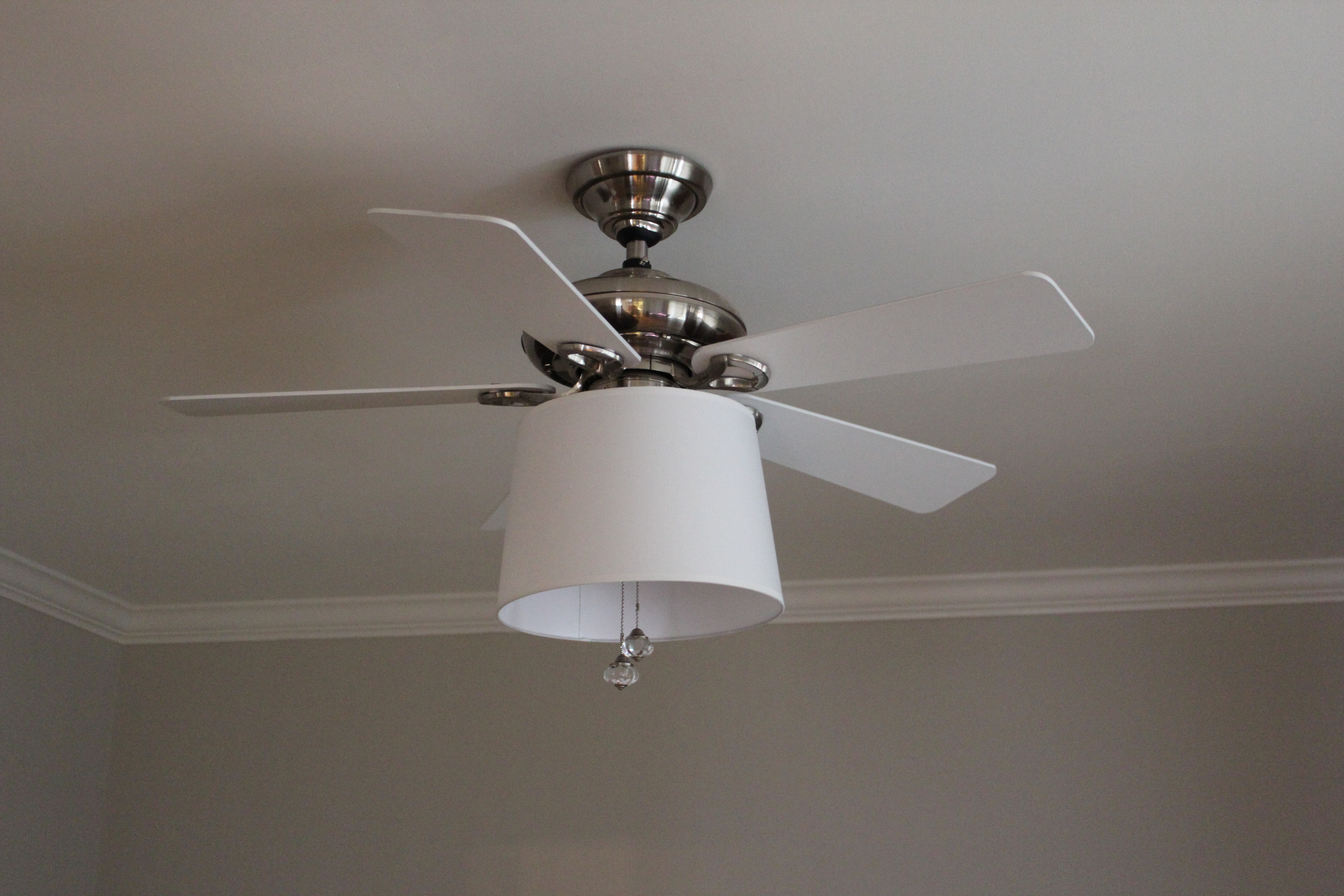 Ceiling fan revamp 346 living so mozeypictures