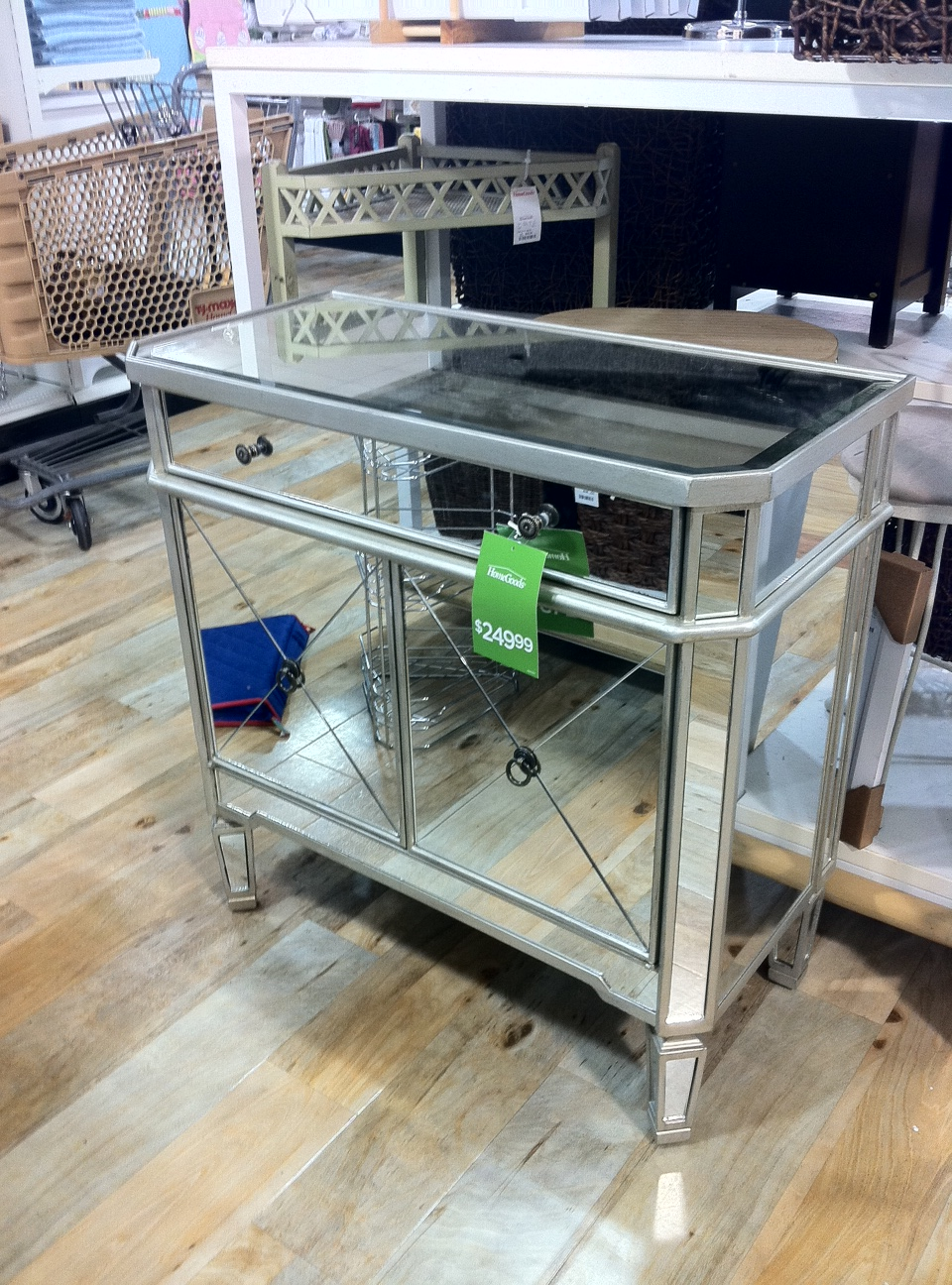 Home Goods Shopping 346 Living : mirrored chest from 346living.com size 960 x 1296 jpeg 601kB