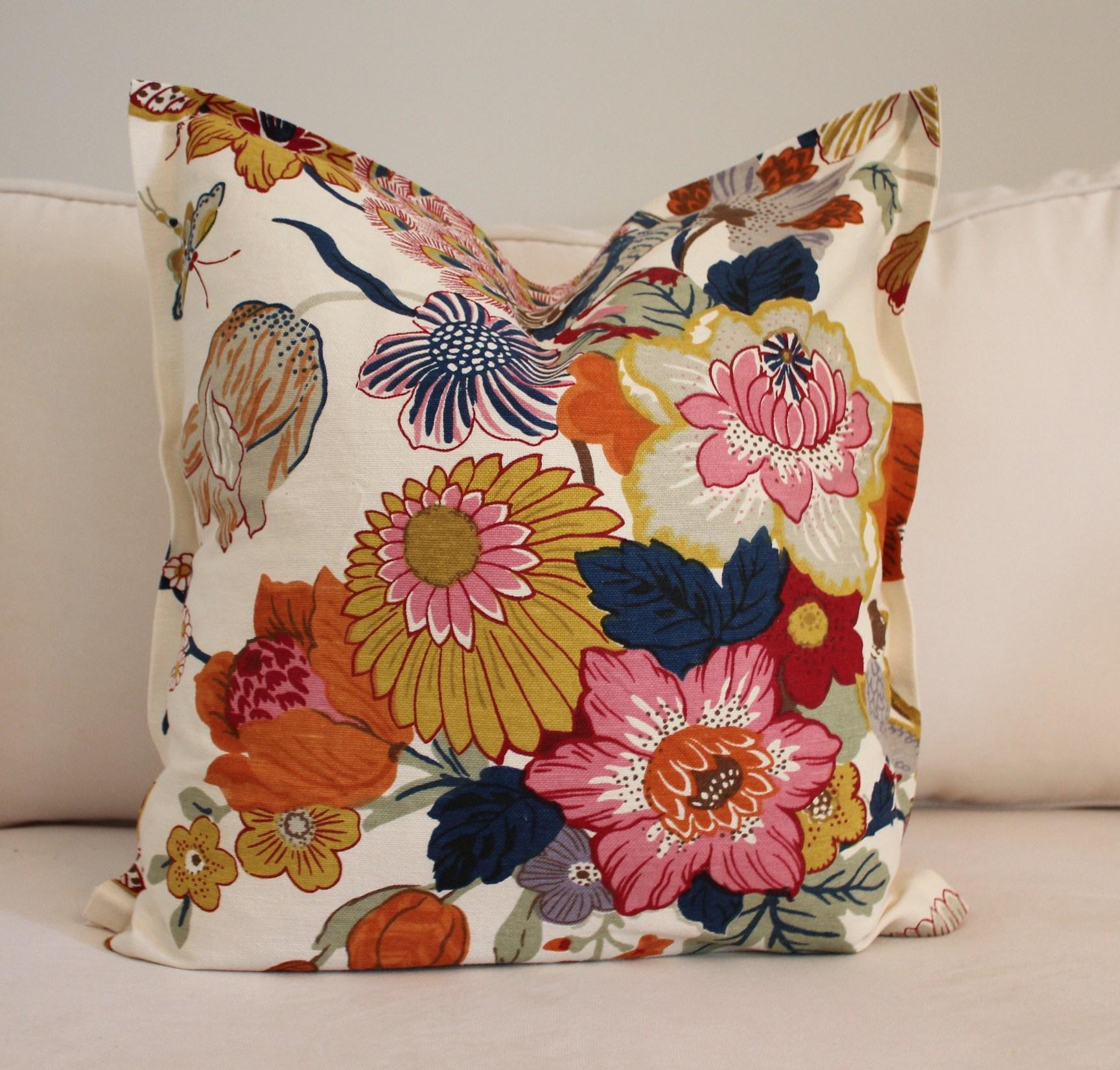 Diy No Sew Pillow 346 Living