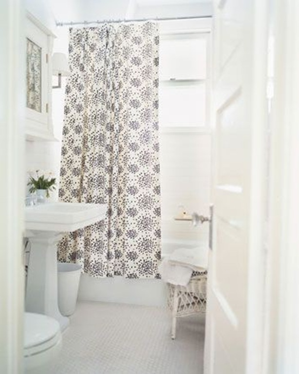 What Height To Hang Shower Curtain Rod   Gopelling.net