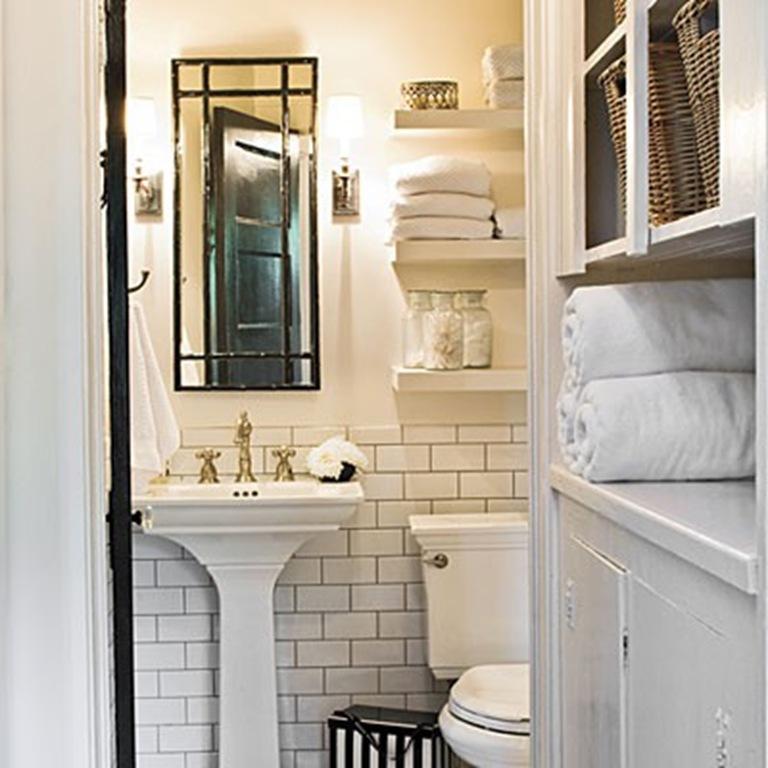 Small Bathroom Design Cottage bathroom | 346 living